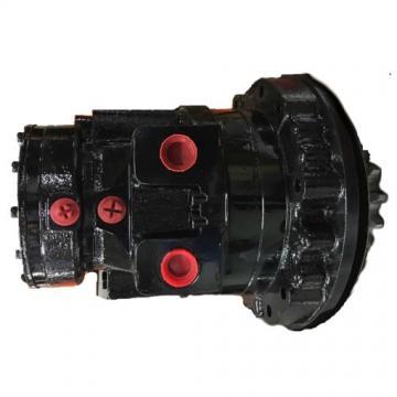 John Deere 332D 2-SPD RH Reman Hydraulic Finaldrive Motor